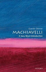Machiavelli: A Very Short Introduction - фото обкладинки книги