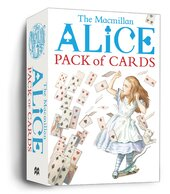 Macmillan Alice Pack of Cards - фото обкладинки книги