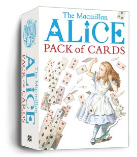 Книга Macmillan Alice Pack of Cards