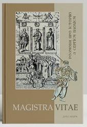 MAGISTRA VITAE Розмови про історію з Сергієм Плохієм - фото обкладинки книги