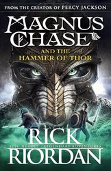Magnus Chase and the Hammer of Thor (Book 2) - фото обкладинки книги