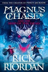 Magnus Chase and the Ship of the Dead (Book 3) - фото обкладинки книги