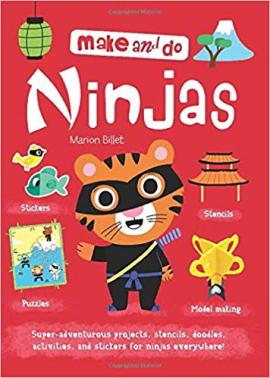 Make and Do: Ninjas - фото книги