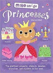 Make & Do: Princess - фото обкладинки книги