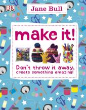Make It! - фото обкладинки книги