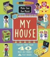 Make Your Own Model: My House - фото обкладинки книги