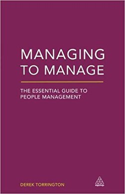 Managing to Manage : The Essential Guide to People Management - фото книги