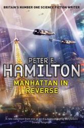 Manhattan in Reverse - фото обкладинки книги