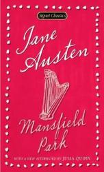 Mansfield Park - фото обкладинки книги