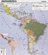 Mapa de Iberoamrica - фото обкладинки книги