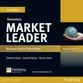 Market Leader 3rd Edition Elementary Audio CD (аудіодиск) - фото обкладинки книги