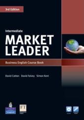Market Leader 3rd Edition Intermediate Student Book + DVD + Lab (підручник) - фото обкладинки книги