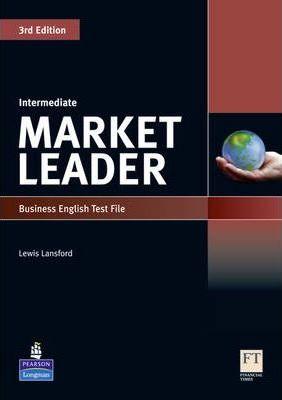 Посібник Market Leader 3rd Edition Intermediate Test File