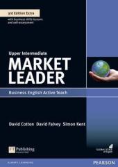 Market Leader 3rd Edition Upper-Intermediate Active Teach (інтерактивний курс) - фото обкладинки книги