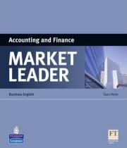 Посібник Market Leader. Accounting and Finance (підручник)