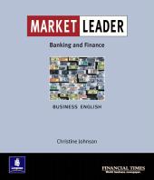 Market Leader. Banking and Finance (підручник) - фото обкладинки книги