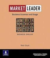Market Leader. Business Grammar and Usage Book (підручник) - фото обкладинки книги