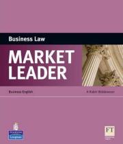Посібник Market Leader. Business Law New Edition (підручник)