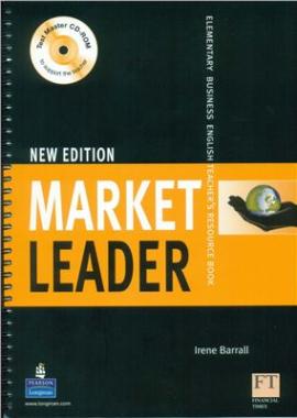 Книга для вчителя Market Leader Elementary Teacher's Resource Book