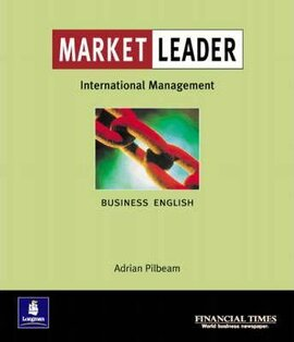 Market Leader. International Management (підручник) - фото книги