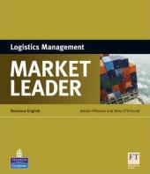 Market Leader. Logistics Management (підручник) - фото обкладинки книги