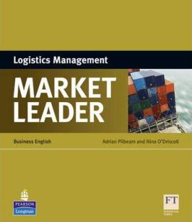 Market Leader. Logistics Management (підручник) - фото книги