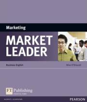 Посібник Market Leader. Marketing (підручник)