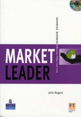 Робочий зошит Market Leader New Edition Advanced Practice File+CD
