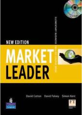 Market Leader New Edition Elementary Test File - фото обкладинки книги