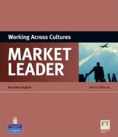 Market Leader. Working Across Cultures (підручник) - фото обкладинки книги