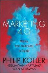 Marketing 4.0 : Moving from Traditional to Digital - фото обкладинки книги