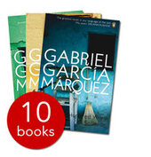 Marquez Collection - 10 Books - фото обкладинки книги