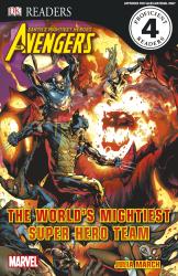 Marvel Avengers The World's Mightiest Super Hero Team - фото обкладинки книги