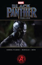 Marvel's Black Panther Prelude - фото обкладинки книги