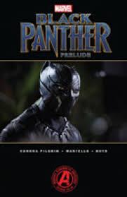 Книга Marvel's Black Panther Prelude
