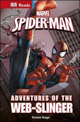 Marvel Spider-Man Adventures of the Web-Slinger - фото книги