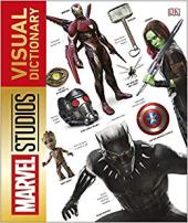 Marvel Studios Visual Dictionary - фото обкладинки книги