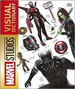 Marvel Studios Visual Dictionary - фото книги