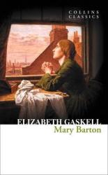 Mary Barton (Collins Classics) - фото обкладинки книги