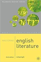 Mastering English Literature - фото обкладинки книги
