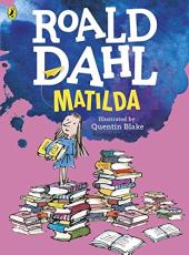 Matilda - фото обкладинки книги