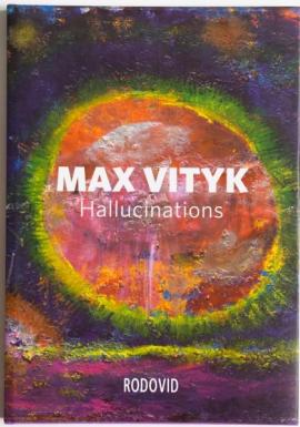 Max Vityk. Hallucinations - фото книги