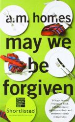 May We Be Forgiven - фото обкладинки книги