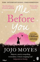 Me Before You - фото обкладинки книги
