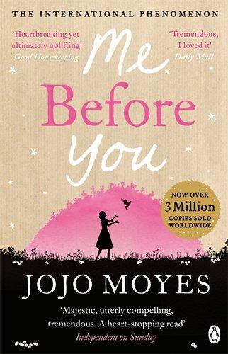 Книга Me Before You