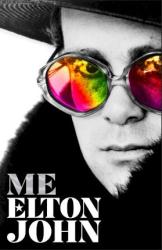 Me: Elton John Official Autobiography - фото обкладинки книги