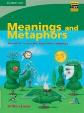 Meanings and Metaphors : Activities to Practise Figurative Language - фото обкладинки книги
