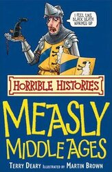 Книга Measly Middle Ages