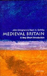 Medieval Britain: A Very Short Introduction - фото обкладинки книги