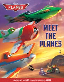 Meet the Planes - фото книги
